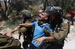 الاحتلال يعتقل 3 شبان من جنين