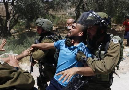 جنين: الاحتلال يعتقل ثلاثة فتية من يعبد
