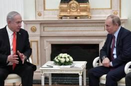 نتنياهو: دفعت بوتين لتهديد إدارة أوباما لمنع قرار ضد إسرائيل