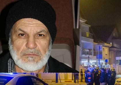 جلجولية: مقتل الشيخ احمد عرباس بإطلاق نار أمام منزله