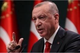 أردوغان: خلافنا مع إسرائيل بسبب سياستها تجاه الفلسطينين ولكن!