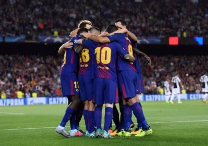 فيديو.. برشلونة يقسو على يوفنتوس بثلاثية !