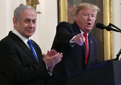 """ترامب: """"خمسة أو ستة بلدان"""" عربية ستوقع """"قريبا"""" اتفاقات مع اسرائيل"""