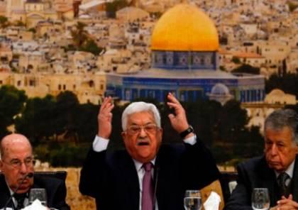 """""""والا"""" العبري يزعم : مواقف """"أبومازن"""" قد تجلب حربًا بين """"إسرائيل"""" وغزة"""