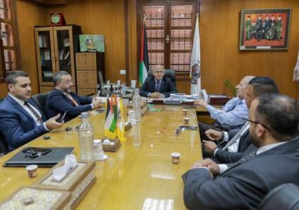 بلدية غزة توقع اتفاقية مع Pal Pay لتجديد الدفع الإلكتروني