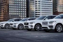 فولفو : سياراتتا ستصبح جميعها كهربائية