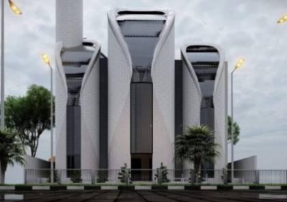 """الأوقاف بغزة تصدر توضيحًا بخصوص إعادة ترميم مسجد الشهيد خليل الوزير """"الشيخ عجلين"""""""