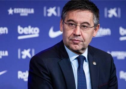 الشرطة الإسبانية تلقي القبض على رئيس نادي برشلونة السابق
