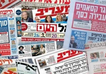 ارتفاع حدة الإصابات بكرونا في إسرائيل والتوتر مع إيران تتصدر العناوين العبرية