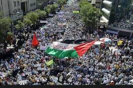 """إيران تلغي مسيرات """"يوم القدس"""" المناهضة لإسرائيل للعام الثاني"""
