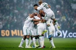 فيديو.. الجزائر تسحق زامبيا بخماسية