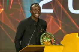 ماني يهزم صلاح ومحرز ويتوج بجائزة أفضل لاعب في أفريقيا
