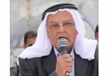 تشييع جثمان المناضل والمؤرخ نعمان شحرور في بلعا