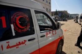 إصابة شرطي بجروح جراء دهسه بمركبة في نابلس