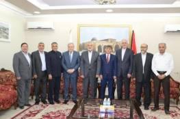 حماس تكشف تفاصيل اجتماع رئيس مكتبها السياسي مع سفراء عدة دول في الدوحة