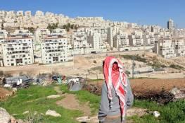 بلدية الاحتلال تصادق على بناء 20 ألف وحدة استيطانية جديدة في القدس