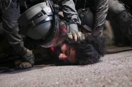 العفو الدولية: قلقون من توسيع صلاحيات شرطة الاحتلال ضد فلسطينيي 48