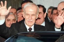 """هآرتس: شامير اقتنع بحاجة حافظ الأسد إلى المفاوضات.. فهل تؤسس """"الإبراهيميات"""" لـ""""مدريد"""" جديد؟"""