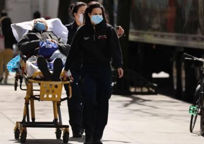أمريكا تسجّل أعلى عدد وفيات يومي جراء فايروس كورونا