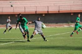 الاتحاد يصادق على إيقاف أبو زيد 4 لقاءات ونقل مباراة لبيت لاهيا