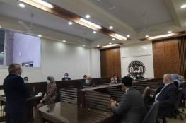 """جامعة الإسراء تبدأ التحضيرات النهائية لإطلاق فعليات مؤتمرها الثالث عشر """"منظمة التعاون الإسلامي والقضية الفلسطينية"""""""