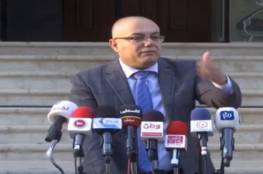 وزير الثقافة يعلن تأجيل فعاليات بيت لحم 2020