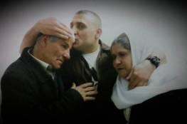 الأسير أبو الرب يُعلق إضرابه التضامني مع رفيقه أبو وعر