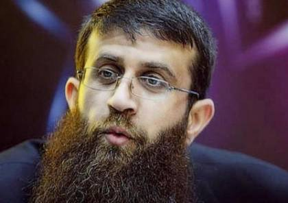 الشيخ خضر عدنان يدعو لنصرة الاسرى المضربين عن الطعام في يوم الاسير