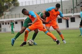 6 مباريات في بطولة القدس الرمضانية اليوم