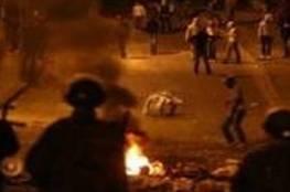 إصابات بالاختناق في مواجهات مع الاحتلال بمدينة الخليل