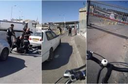 الاحتلال يطلق النار على شابين بالقدس بزعم محاولتهما تنفيذ عملية طعن