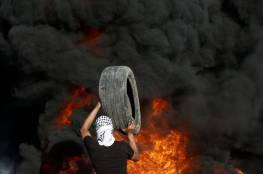 أكثر من 400 إصابة خلال مواجهات مع الاحتلال في بيتا وقصرة جنوب نابلس