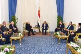 ابو ردينة : القمة المصرية الفلسطينية كانت هامة وداعمة لموقفنا