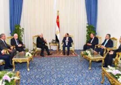 هذا ما سيكشفه الرئيس لنظيره المصري اليوم في القاهرة ...
