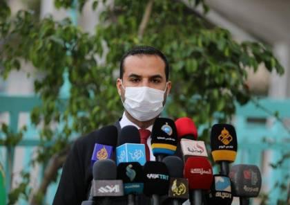 الداخلية بغزة تكشف عن موعد التقييم الجديد للحالة الوبائية