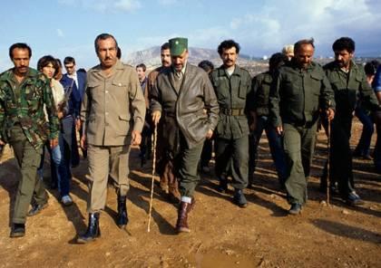 مزاعم إسرائيلية: وثيقة كتبت بخط يد الرئيس الراحل عرفات تدل على قبور جنود إسرائيليين بمخيم اليرموك