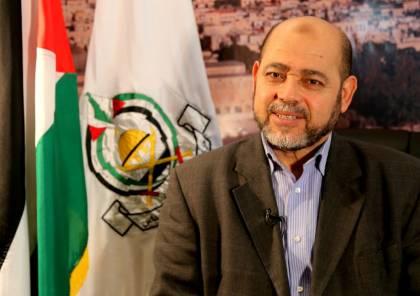 أبو مرزوق:  حماس موافقة على إعلان موسكو بالكامل