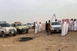 شاهد الصور .. أربع كلمات تنقذ سعوديا من الموت!