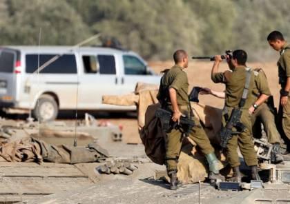 الاحتلال يستهدف مجموعة مواطنين ونقطة ضبط ميداني شرق خانيونس