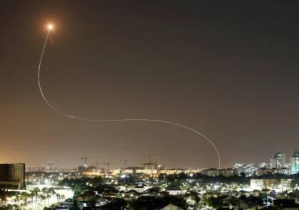 7 اصابات - الجيش الاسرائيلي: القبة الحديدية تعترض صاروخ أطلق من غزة باتجاه الغلاف