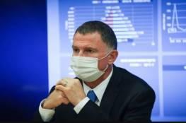 """وزير الصحة الاسرائيلي: الخروج من الإغلاق بالوضع الحالي """"يعتبر اهمالًا"""""""