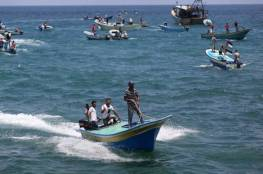 غزة: إصابة صياد برصاص البحرية المصرية