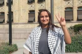 قيادية نرويجية: ندعم مقاطعة الاحتلال ويجب الاعتراف بدولة فلسطين