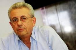 مصطفى البرغوثي يصل غزة