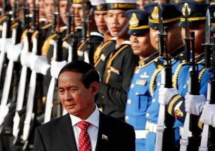 بورما: اعتقال رئيس البلاد وزعيمة الحزب الحاكم ومسؤولين كبار وتوقف بث الإعلام الحكومي