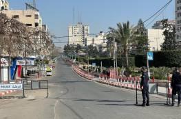 داخلية غزة تتخذ عدة قرارات جديدة لمواجهة الطفرة الهندية من كورونا بالقطاع.. إليك ابرزها