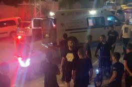 الطيبة: إصابتان في جريمة إطلاق نار