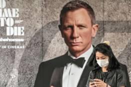 أحدث أفلام جيمس بوند يحقق 121 مليون دولار في بداية عرضه عالميا