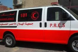 إصابة شاب جراء انفجار جسم مشبوه من مخلفات الاحتلال جنوب الخليل