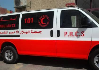الخليل.. إصابة مواطن بحالة حرجة بعد تعرضه للطعن بآلة حادة في الصدر